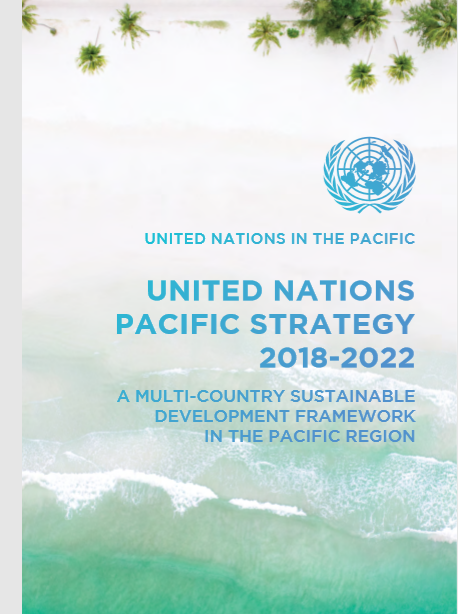 United Nations Pacific Strategy 2018-2022