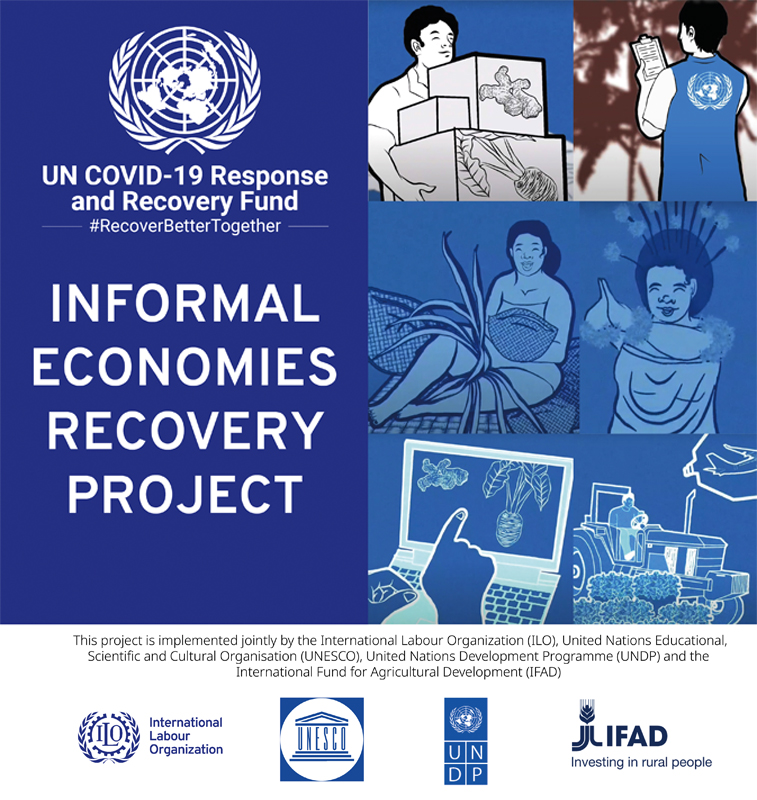 UN MPTF Informal Economies Recovery