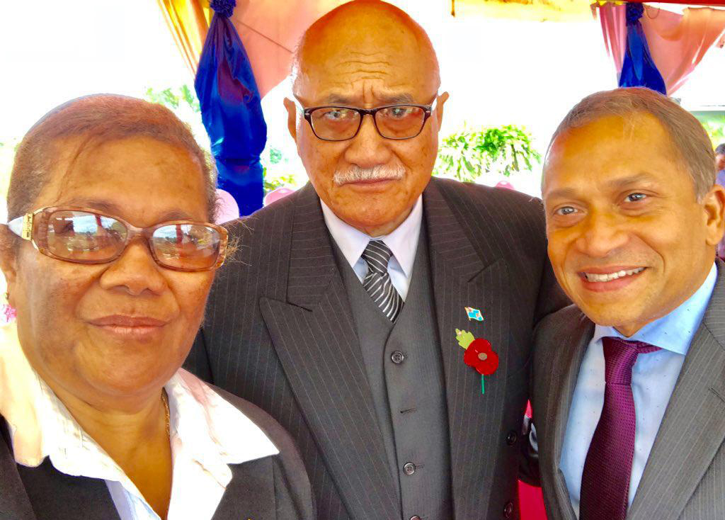 Condolence message by UN RC Sanaka Samarasinha on the passing of Ambassador (Ret.d) Litia Gasagasa Mawi